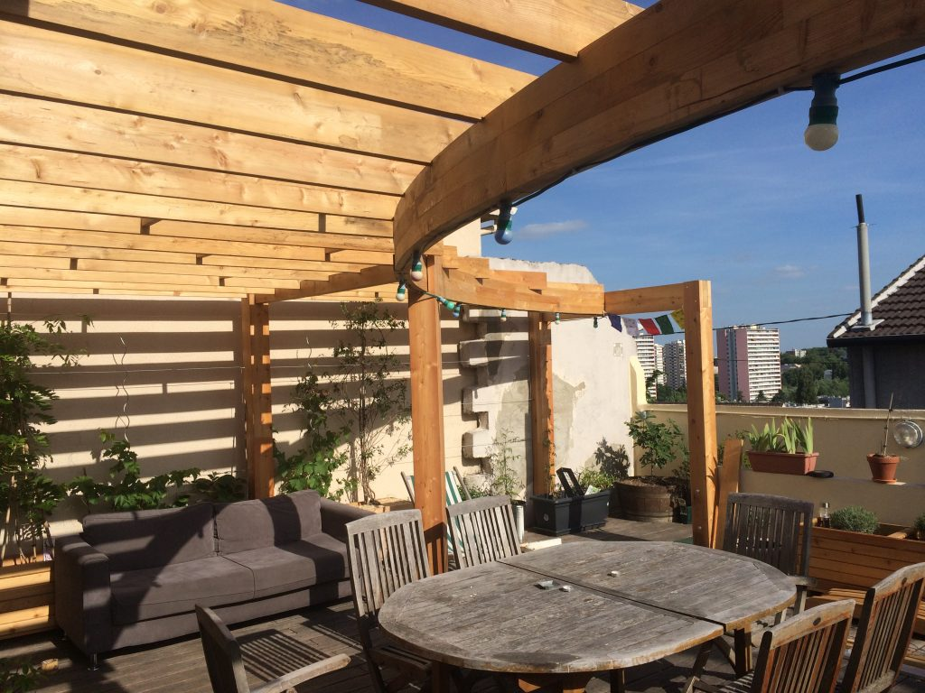 menuiserie ext rieure pergolas terrasses bois mobilier de jardin l 39 atelier du renard. Black Bedroom Furniture Sets. Home Design Ideas